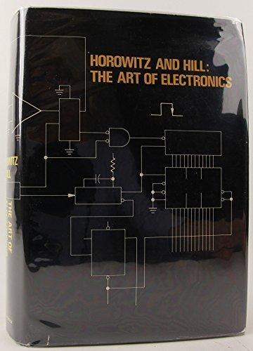 Art of Electronics by Paul Horowitz (1980-10-31)