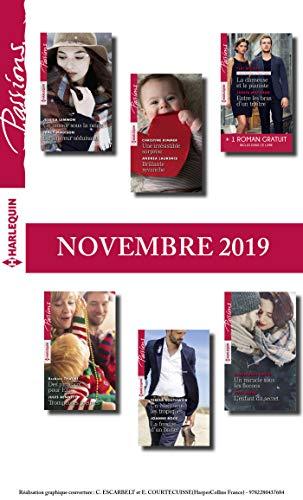 Pack mensuel Passions : 12 romans + 2 gratuits (Novembre 2019) (French Edition)