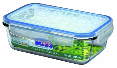 Lock & Lock LLG441 Multifunktionsbox Boroseal 900ml