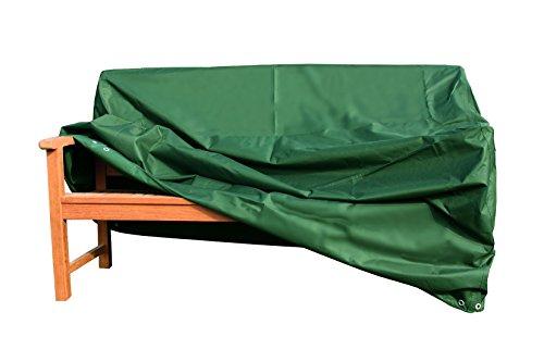 Brema Schutzhülle für 2-Sitzer Bänke bis zu einer Breite von 120cm aus Polyester-Gewebe Oxford 420D