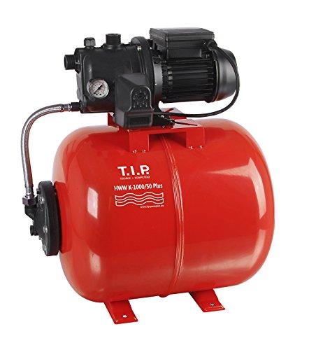 Hauswasserwerk l-Tank, Thermoschutz)