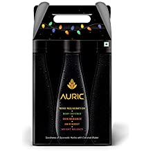 Auric Gift Pack - Mind Body Skin Combo - Pack of 10 (Limited Edition)