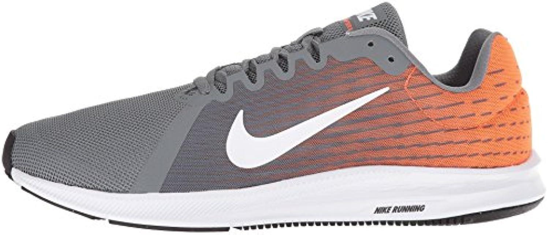 Nike Downshifter 8, Zapatillas de Running para Hombre, Gris (Cool Grey/White/Hyper Crimson/003), 36.5 EU
