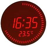 Krippl-Watches Wanduhr mit Fernbedienung