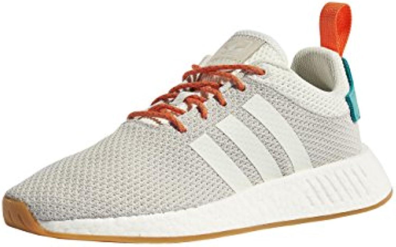 Adidas NMD R2 Summer Crystal White Grey Gum 46.5