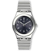 Swatch Reloj Análogo clásico para Niños de Cuarzo con Correa ...