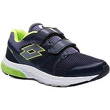 Life s LOTTO 210695 1JT SPEEDRIDE 600 V S Dress Blue LT Nautic Strappo  Sneaker 31c9e776dab