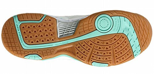 Pro Touch Ind-Schuh.Rebel W WHITE/GREY/TURQUOISE