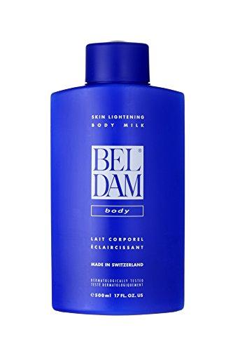 Beldam Skin Lightening Body Milk 500ml Blue :041510 - Lightening Milk