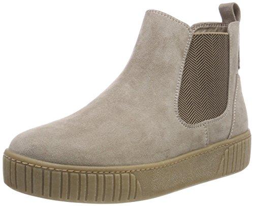 MARCO TOZZI Damen 2-2-25454-31 Chelsea Boots, Braun (Taupe Comb 344), 42 EU