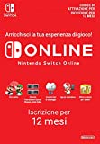 365 Giorni Switch Online Membri (Individual) | Nintendo Switch - Codice download