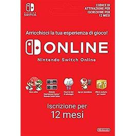 365 Giorni Switch Online Membri (Individual) | Nintendo Switch – Codice download