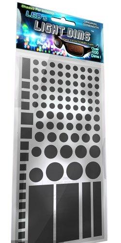 Lightdims Originalstärke - Lichtdimmer Led Abdeckung Für Router, Elektronikgeräte, Haushaltsgeräte, Und Weiteres. Dimmt 50-80{038d6e4c681bfd450fa81ffcbb902db335a546873590ff5b631ddad77f1ce4e9} Licht, In Verkaufsverpackung.