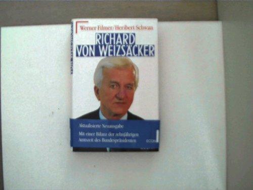 Richard von Weizsäcker. Profile eines Mannes