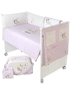 naf naf 30350 6 st cke bettdecke mit f llung nestchen utensilo sommerdcke wickeltasche. Black Bedroom Furniture Sets. Home Design Ideas