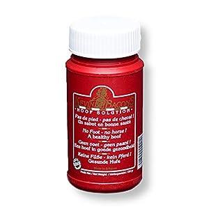 Kevin Bacon's 5055883245074 Kevin Bacon's Hoof Solution, 150ml – Antiseptische und adstringierende Wirkung trocknet von Fäulnis befallene oder Sensible Hornbereiche ab, reinigt und behandelt Diese.