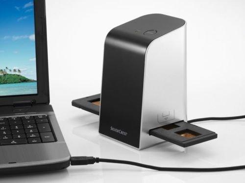 Dia Foto Negativ Film Scanner Diascanner Negativscanner Photo CMOS-Sensor 5 MP -