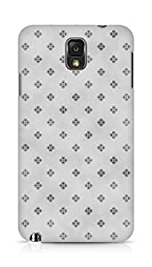 Amez designer printed 3d premium high quality back case cover for Samsung Galaxy Note 3 (Abstract 32)