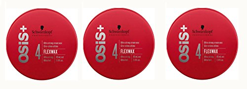 Schwarzkopf Osis+ Flex Wax 3 x 85ml = 255ml