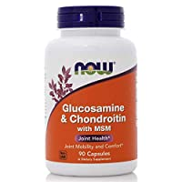 NOW Foods NOW Foods Glucosamine/Chondroitin/MSM Caps. 90's