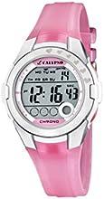 Calypso K5571/2 - Reloj para niños de cuarzo, correa de plástico color rosa