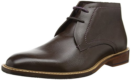 Ted Baker Torsdi 4, Bottes Chukka homme, Marron (Brown), 41 EU