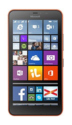 Microsoft Lumia 640 XL LTE Smartphone, Dual SIM