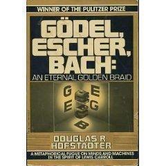 Godel, Escher, Bach: An Eternal Golden Braid by Douglas R. Hofstadter (1980) Paperback
