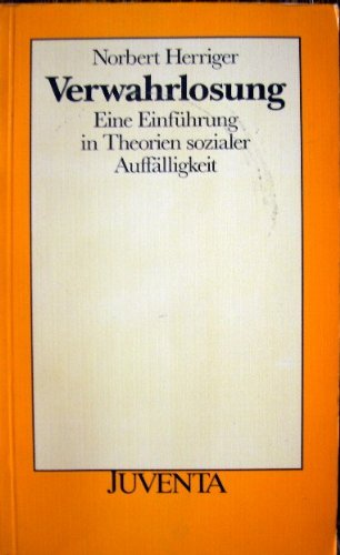 Verwahrlosung (Juventa Paperback)