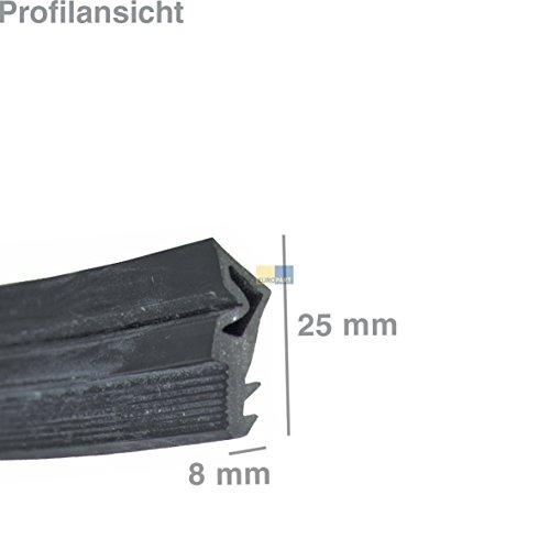 ORIGINAL Bauknecht 481246668564 Türdichtung Dichtung Türgummi Geschirrspülertür 3-seitig Spülmaschine Geschirrspüler auch Whirlpool...