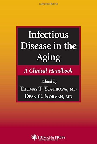 Infectious Disease in the Aging: A Clinical Handbook by Humana Press (2000-08-18)
