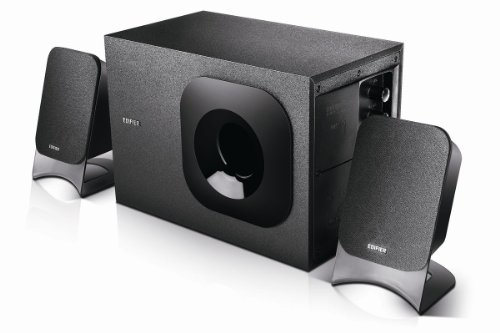 EDIFIER M1370 2.1 Lautsprechersystem (27 Watt)