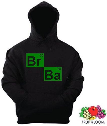 Heisenberg BR BA Formel Kapuzensweat Hoodie Walt White von S-XXL