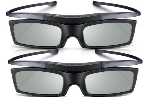 Samsung SSG-51002 Battery Operated 3D Active Glasses (Pack of 2) (New for 2013)