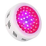 Roleadro LED Grow Lampe 138W UFO Pflanzenleuchte Wachstum Led Grow Light für Zimmerpflanzen Wachstum im Growbox/Gewächshaus/Grow Tent mit IR UV Licht
