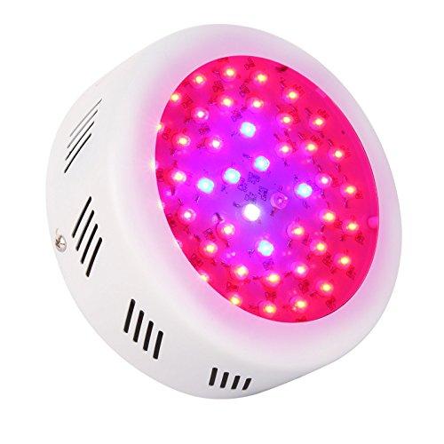 Roleadro 138w UFO Led Pflanzenlampe Grow mit IR UV Ray für Zimmerpflanzen Wachstum Gewächshaus Licht