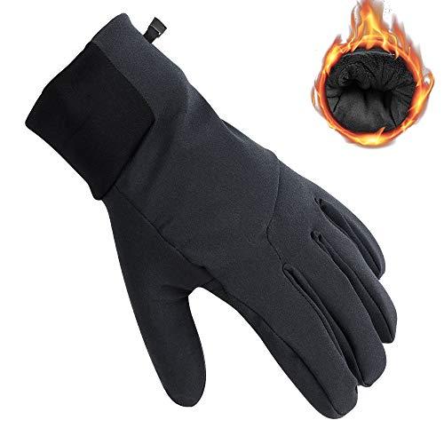 Guanti da sci guanti moto invernali impermeabile antivento touch screen guanti da uomo donna per tempo freddo addensati guanti invernali guanti da ciclismo bici moto guanti