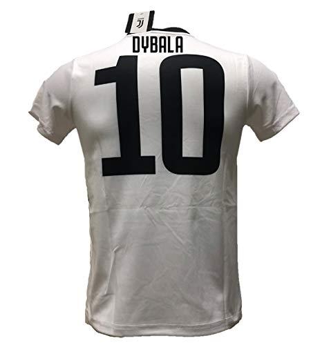 100/% Prodotto Ufficiale Patch Scudetto Inclusa Bambino Taglia 128 cm 7//8 Anni JUVENTUS Maglia Ronaldo Gara Home 2019//20-100/% Originale