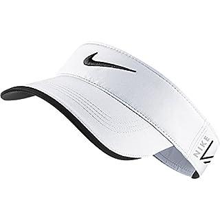 2015 Nike Golf Dri-Fit New Tour Visor VRS RZN Logo White