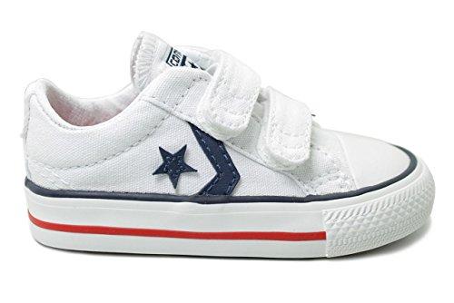 Zapatillas para niño, color Blanco , marca CONVERSE, modelo Zapatillas Para Niño CONVERSE STAR...