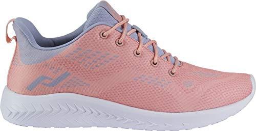 Pro Touch - Zapatillas Running niña Rose/Grey, Color