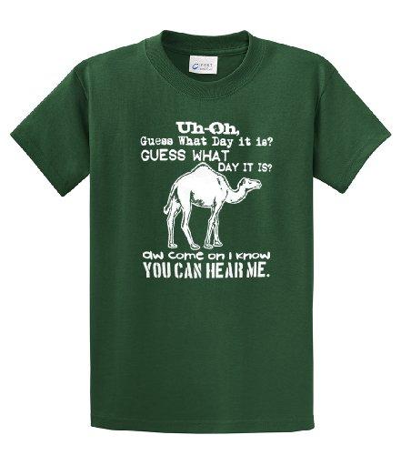 trenz-shirt-company-top-uomo-donna-verde-verde-foresta