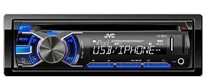 JVC KD-R641E autoradio CD - Auxiliaire - USB - Tuner