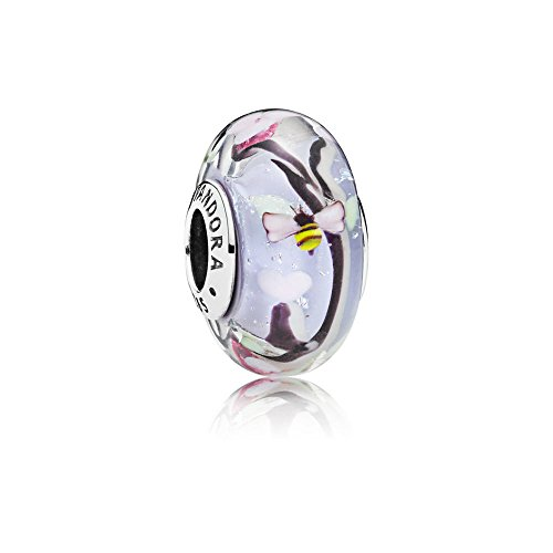 Charms 925 Sterlingsilber Glas 797014 ()