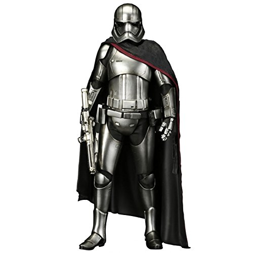 Kotobukiya Figure of Captain Phasma Artfx Plus KotSW108 from the movie Star Wars Episode 7: The Force Awakens, 20 cm, Scale 1: 10, DE Mark