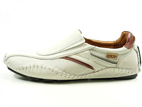 Pikolinos 15A-6079 Fuencarral Chaussures Mocassins homme Weiß