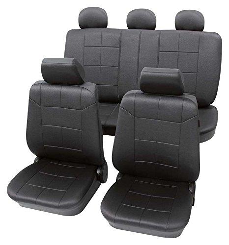 Opel Corsa E Maß Schonbezüge Sitzbezug Auto Sitzbezüge Fahrer /& Beifahrer 04