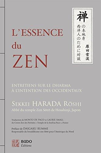 Livre gratuits en ligne L'Essence du Zen pdf epub