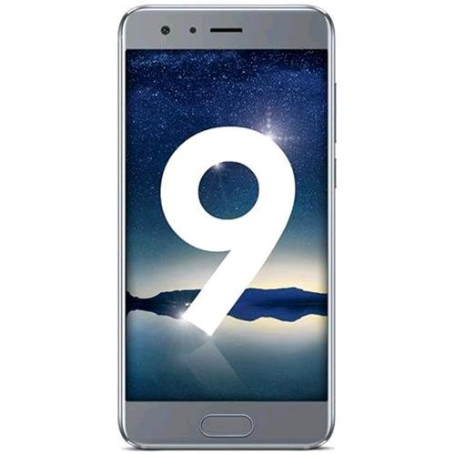 'Honor 9 (Display Touch da 13,18 cm (5,2 pollici), memoria interna da 16 GB, Android 7.0) Silver