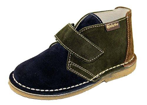 Naturino Kinderschuhe Jungs Schuhe Halbschuhe Shoe 4201 blau Gr.20 -
